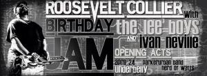 Roosevelt's Birthday show!